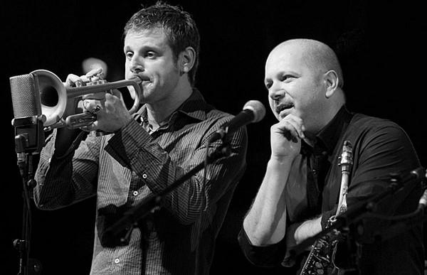 Fabrizio Bosso & Stefano Di Battistavitoria Jazz 2009