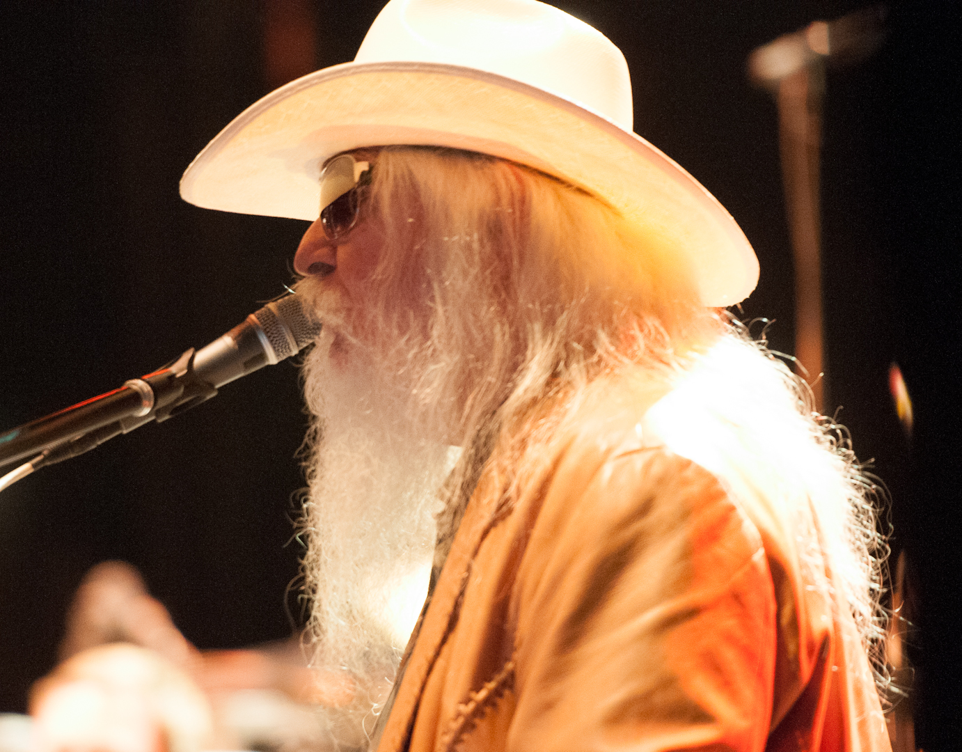 Leon Russell at the Beacon