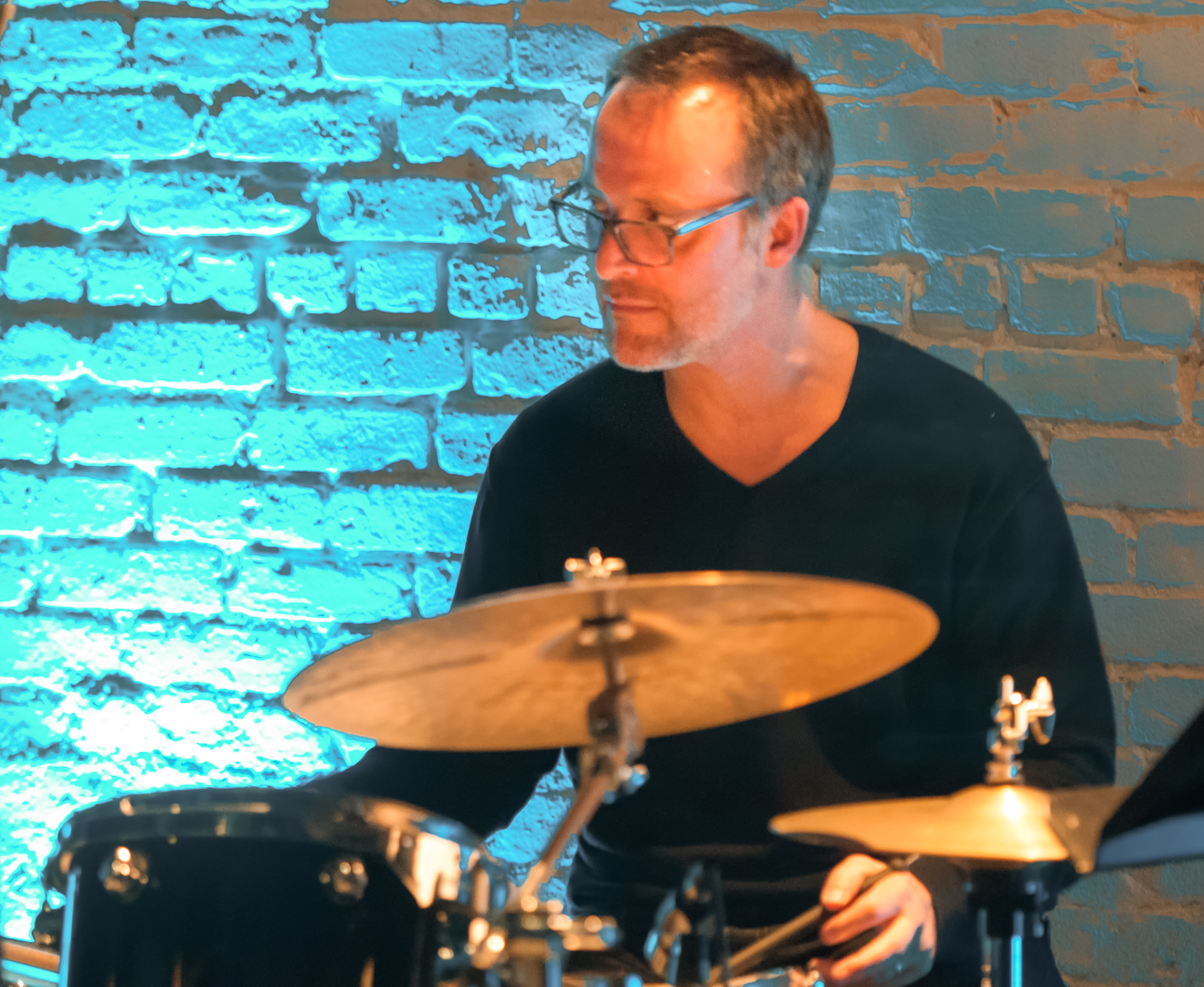 Michael Sarin with Marty Ehrlich Rites Quartet at Shapeshifter Lab
