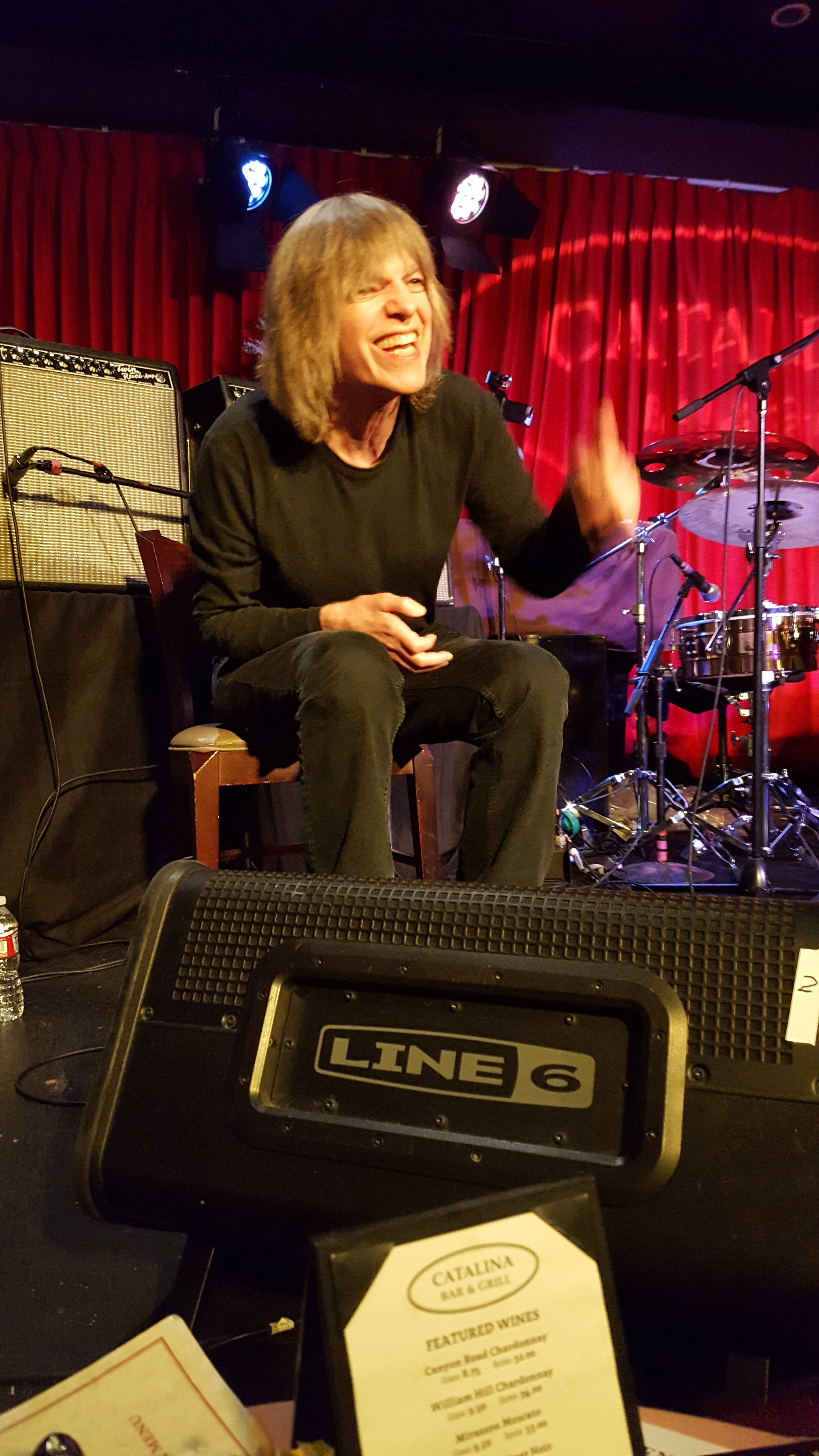 Mike Stern At The Catalina Jazz Club