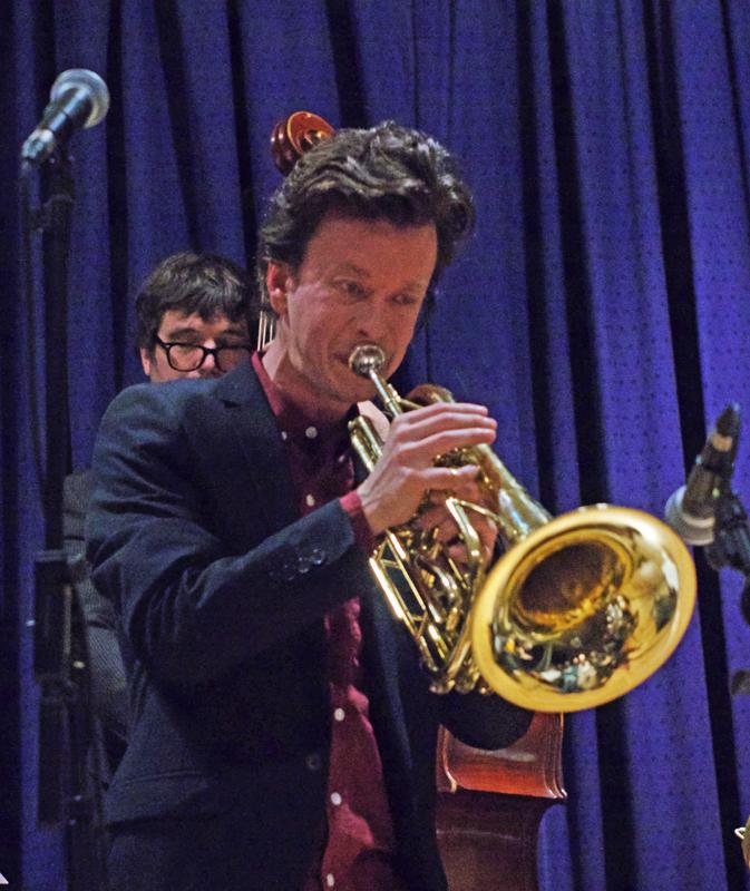 Peter Rosendal, Mads Mathias Quintet