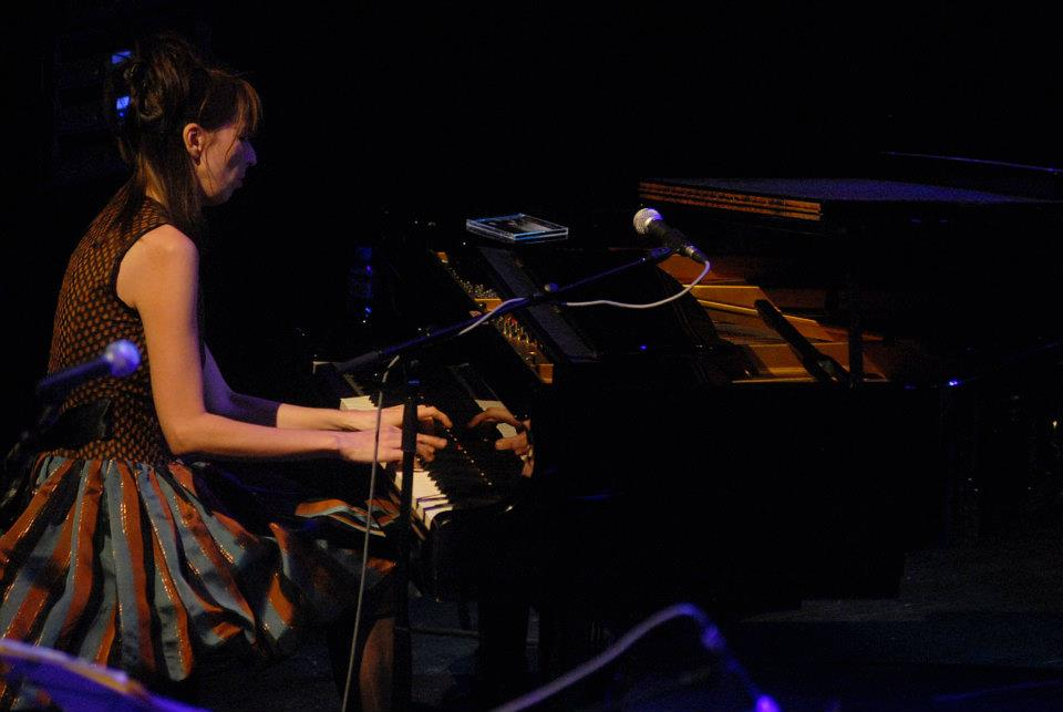 Maja Alvanovic, Majamisty Trio at Belgrade Jazz Festival