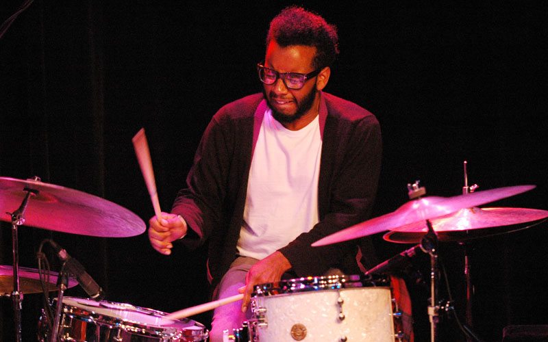 Jamire Williams, 2010 Ottawa International Jazz Festival