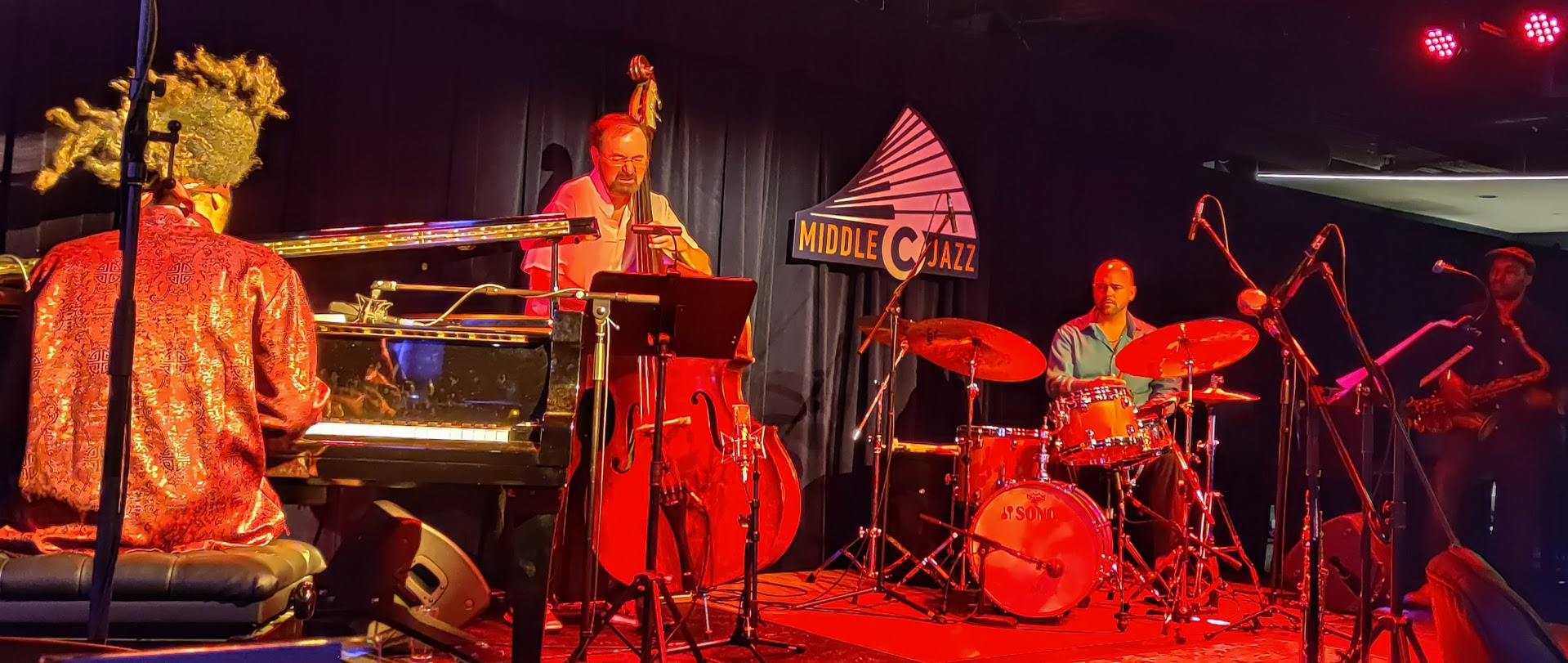 Joe Barna & Sketches of Influence at Middle C Jazz