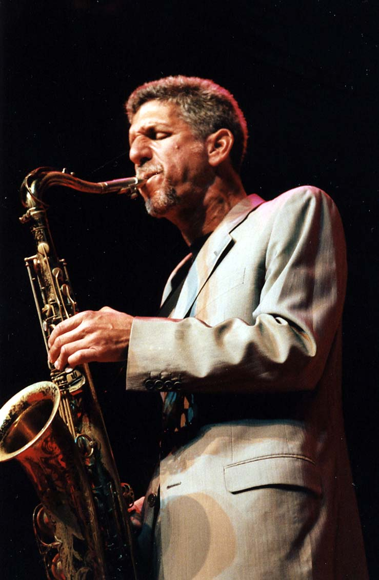Bob Berg, Guinness Cork Jazz Festival, Oct 2000