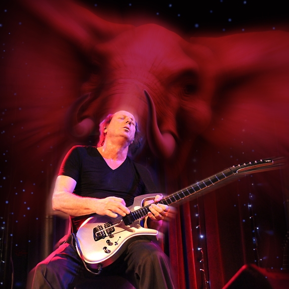 Guitar Legend Adrian Belew Presents Newest Music In An App Flux By Belew