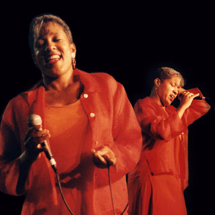 Rene Marie at MJF 2002