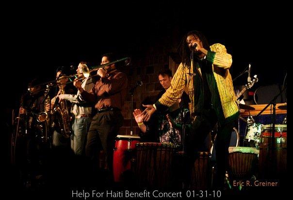 Baoku & the Image Afro-Beat Band