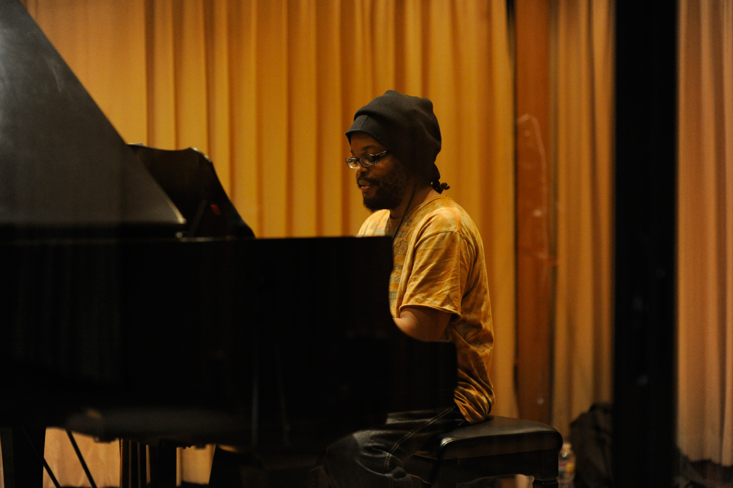Pianist Vernell Brown, Jr.