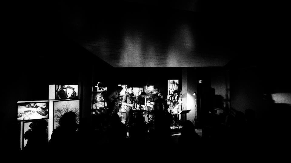 The Daniel Rosenboom Quintet at the Blue Whale 5