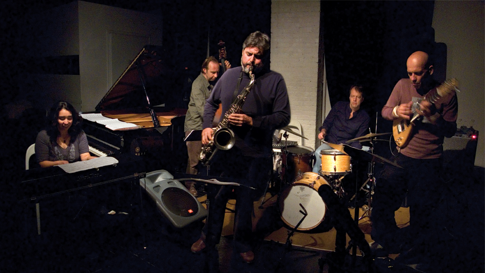 Angelica Sanchez Quintet w/Marc Ducret, Tony Malaby, Drew Gress and Tom Rainey - The Stone 2007