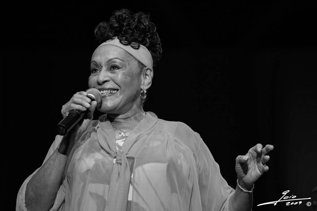 Omara Portuondo-2009