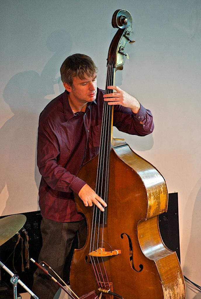 Artie Roth - Richard Whiteman Trio - York University - Toronto
