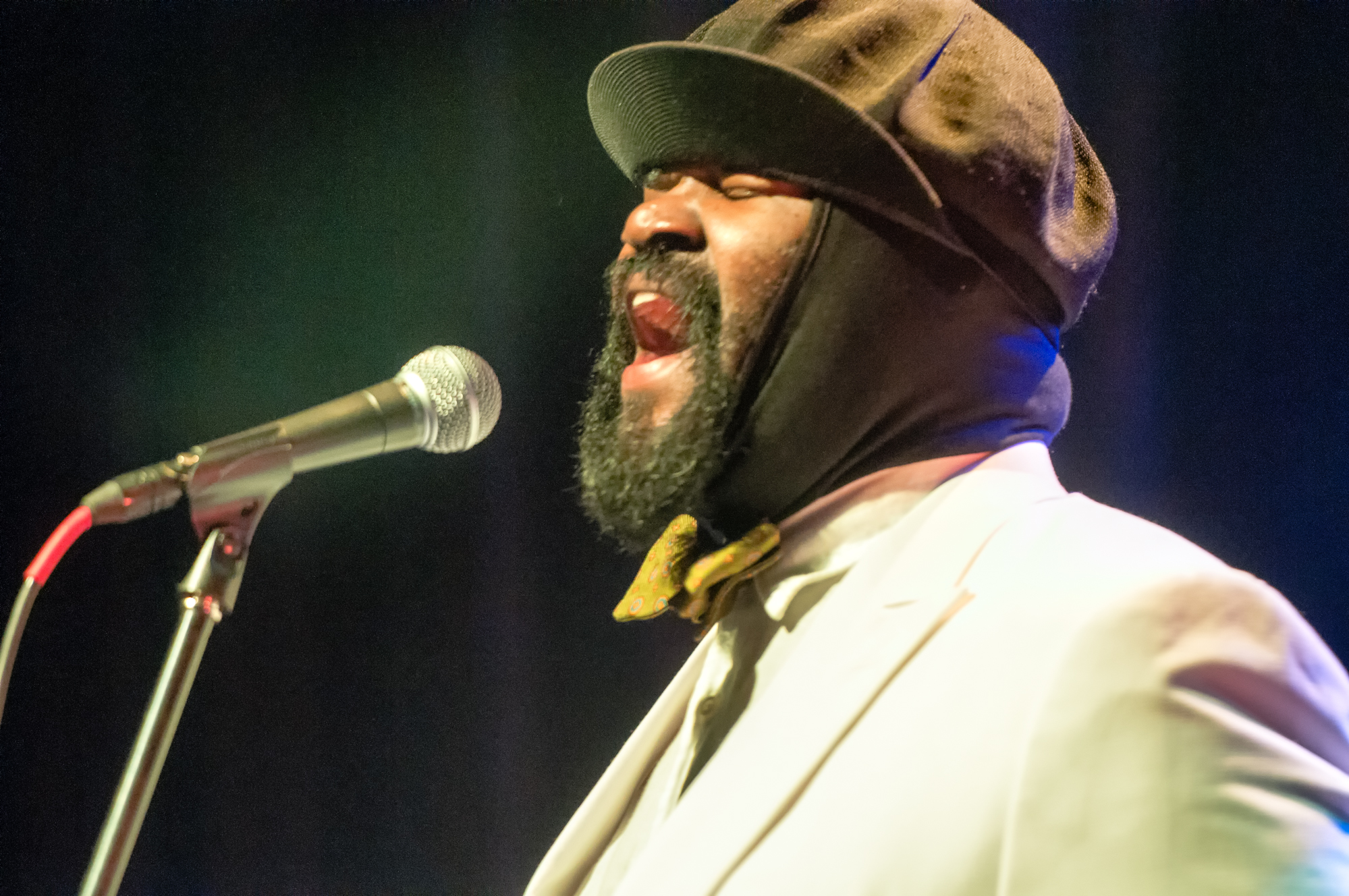 Gregory porter at the montreal international jazz festival 2013