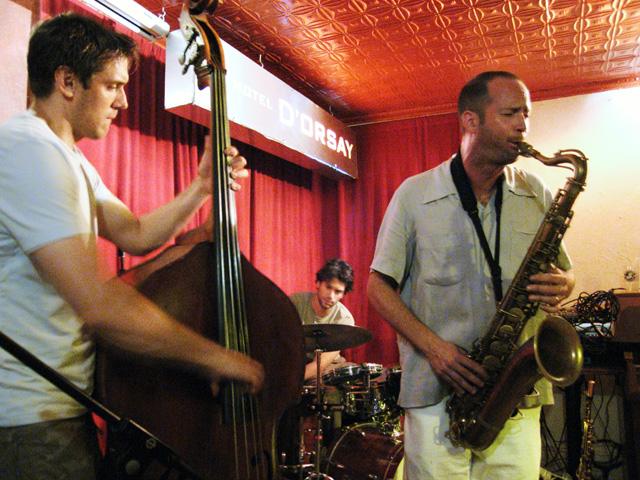 Michael Blake Trio With Ben Allison And Daniel Freedman - Barbs 2005