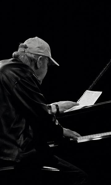 Misha Mengelberg, Piano, 46. Jazz Festival Ljubljana, Slovenia