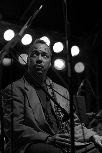 Ricky Ford - Jazz in the Forest Festival in Jul. 2006