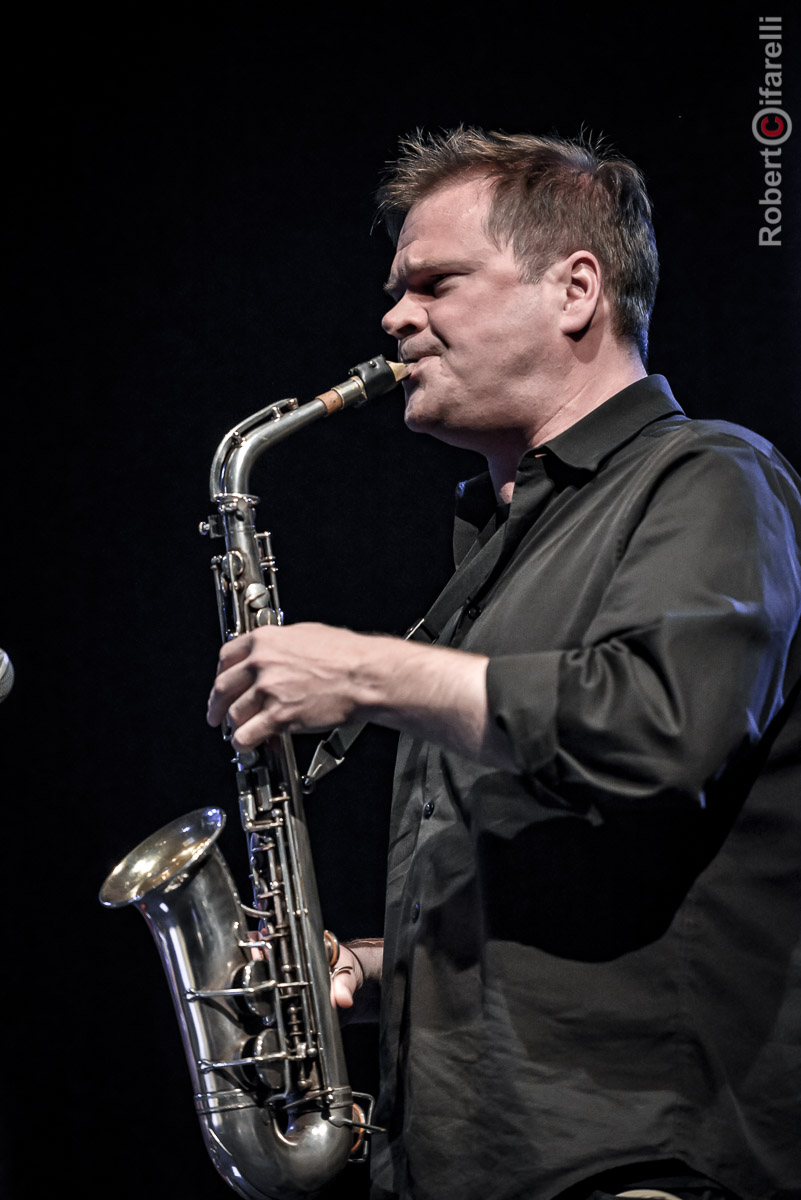 Briggan Krauss, Blue Note, Milan