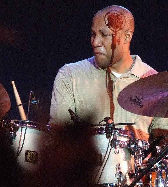 2006 Chicago Jazz Festival, Saturday: Otis Brown III with Joe Lovano Nonet