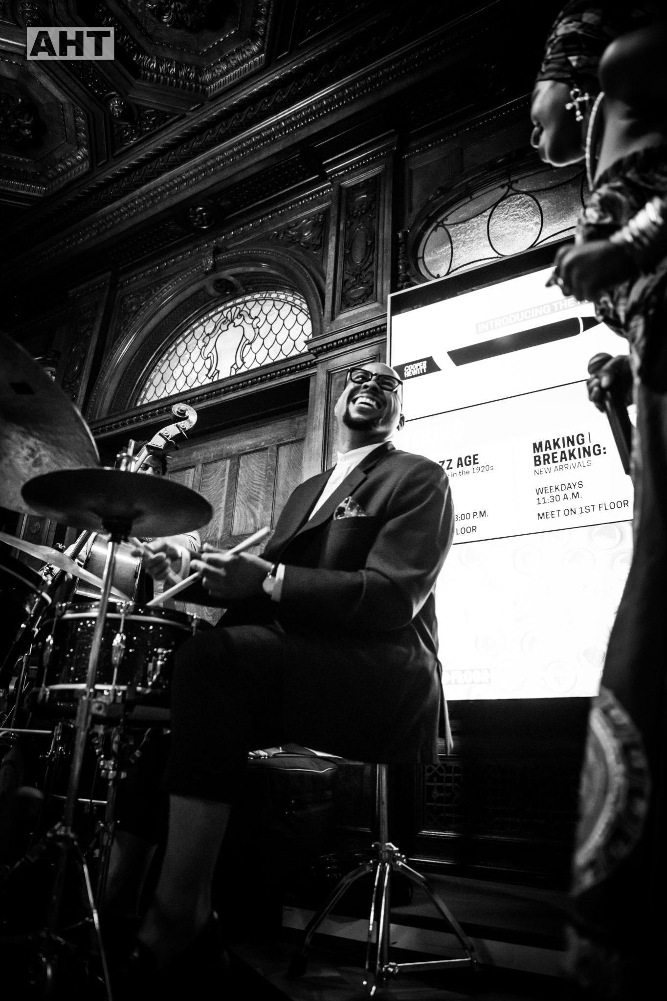 Henry Conerway & Jazzmeia Horn