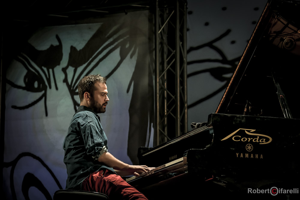 Giovanni Guidi Time in jazz 2018