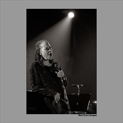 Abbey Lincoln, Jazz Middelheim, Antwerp, Belgium, August 1997