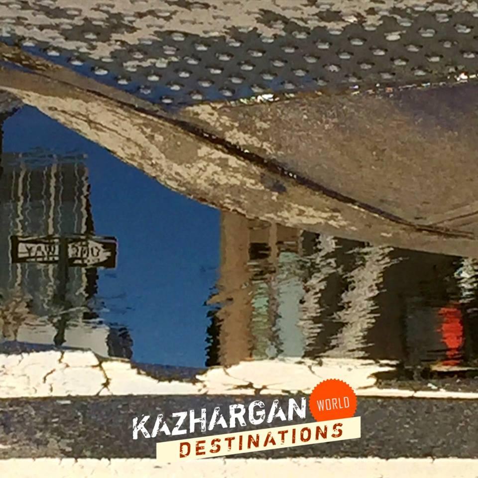 Destinations -2017 -Kazhargan World -Dewey Records