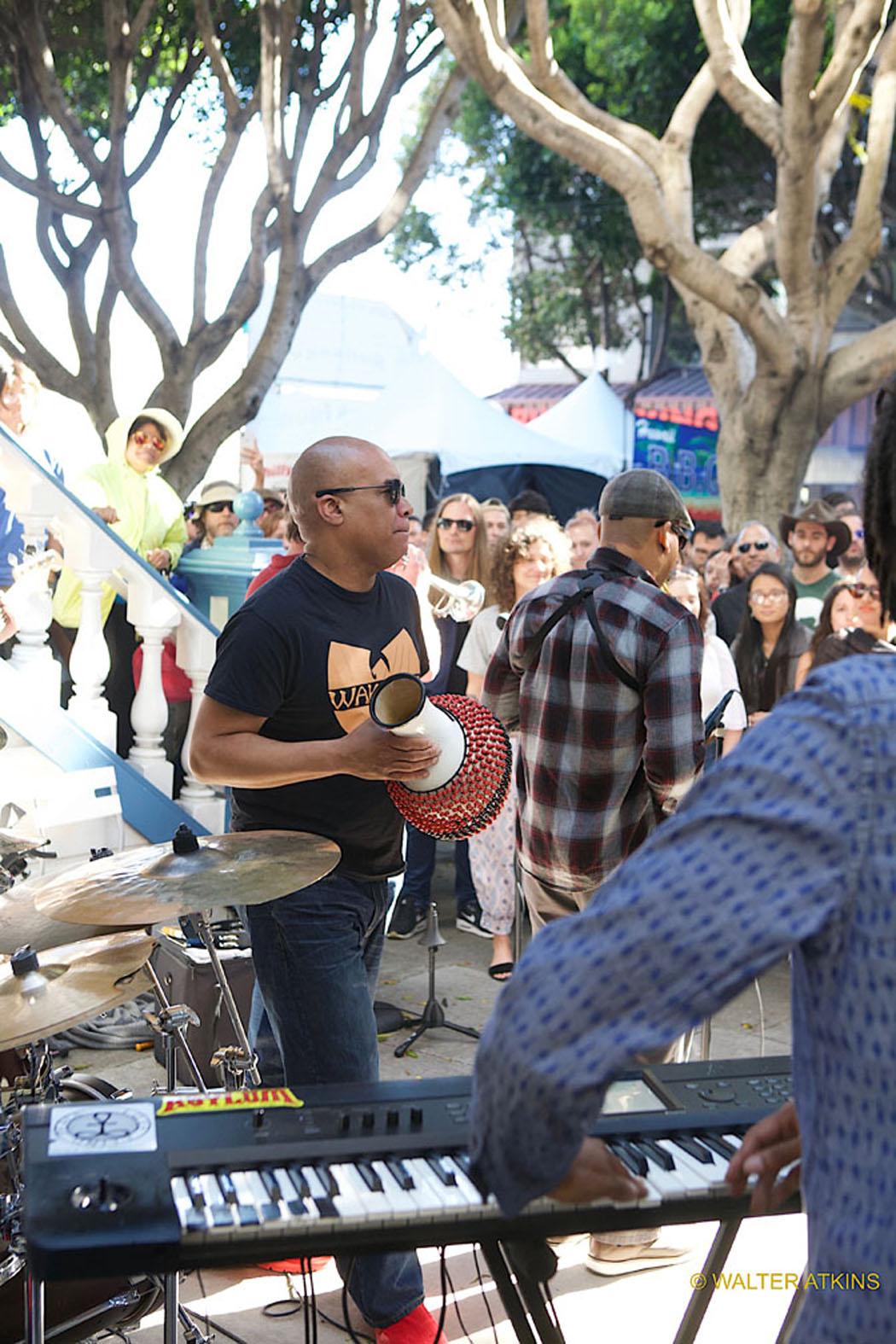 San Francisco Fillmore Jazz Festival 2018