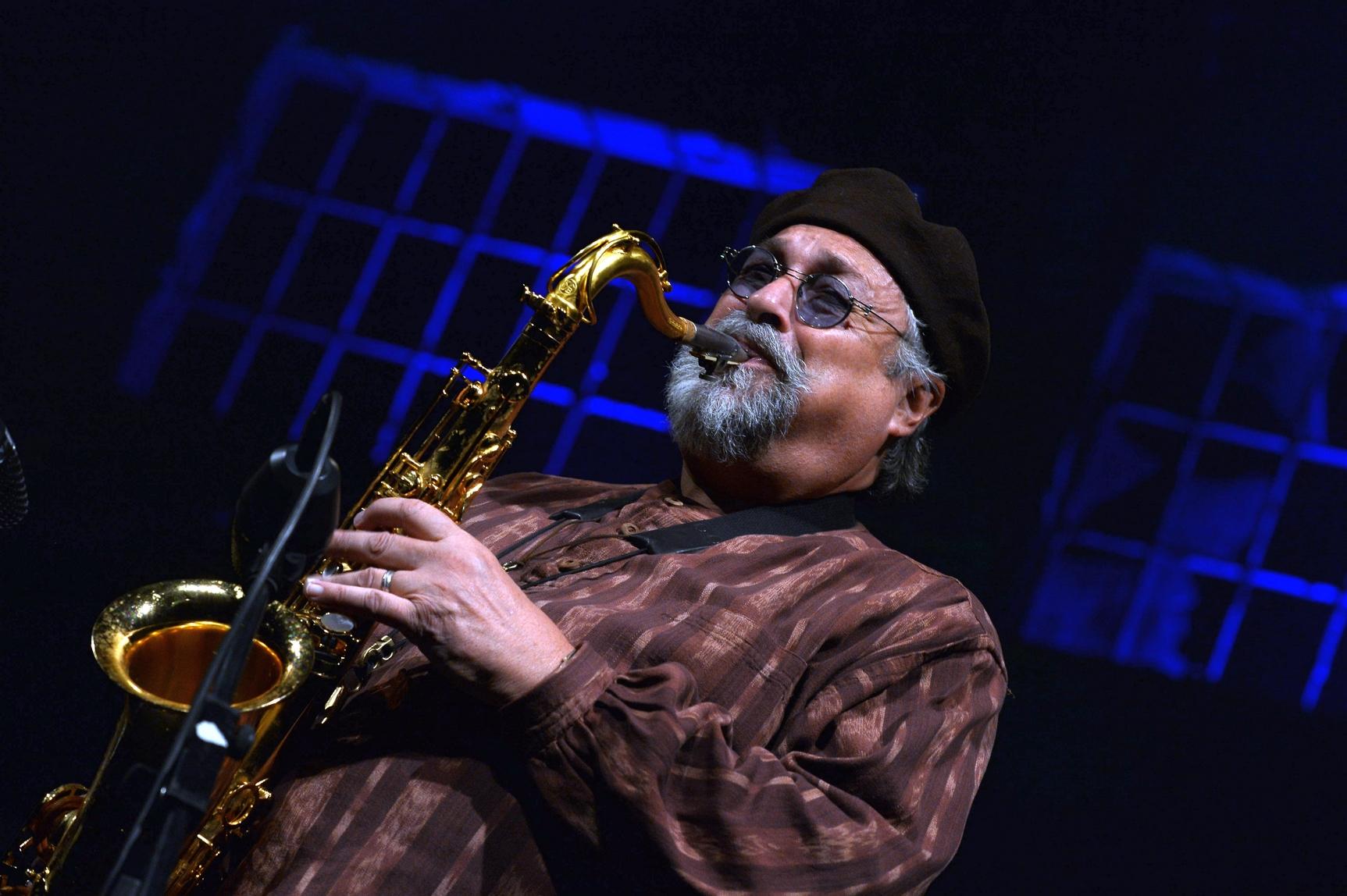 Joe Lovano with his Quartet
