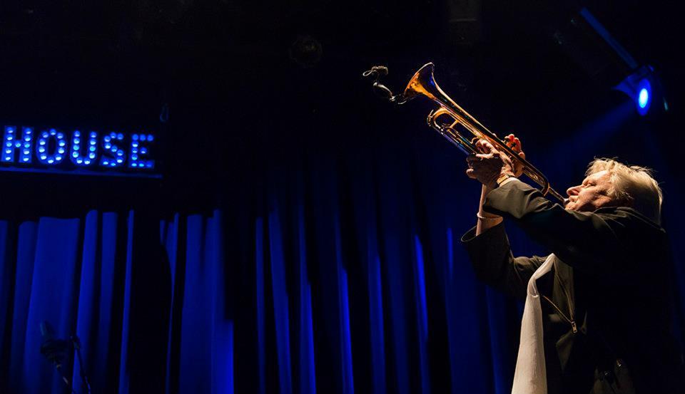 Winter Jazz 2013: Palle Mikkelborg & Mike Sheridan (DK)