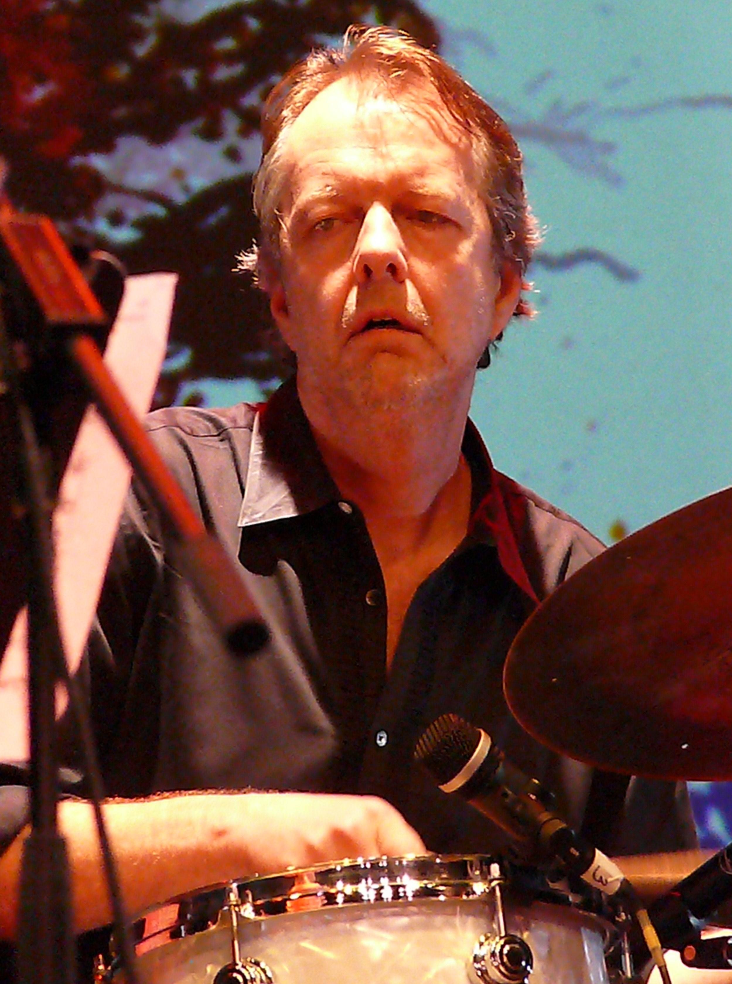 Tom Rainey at Vision Festival 2011