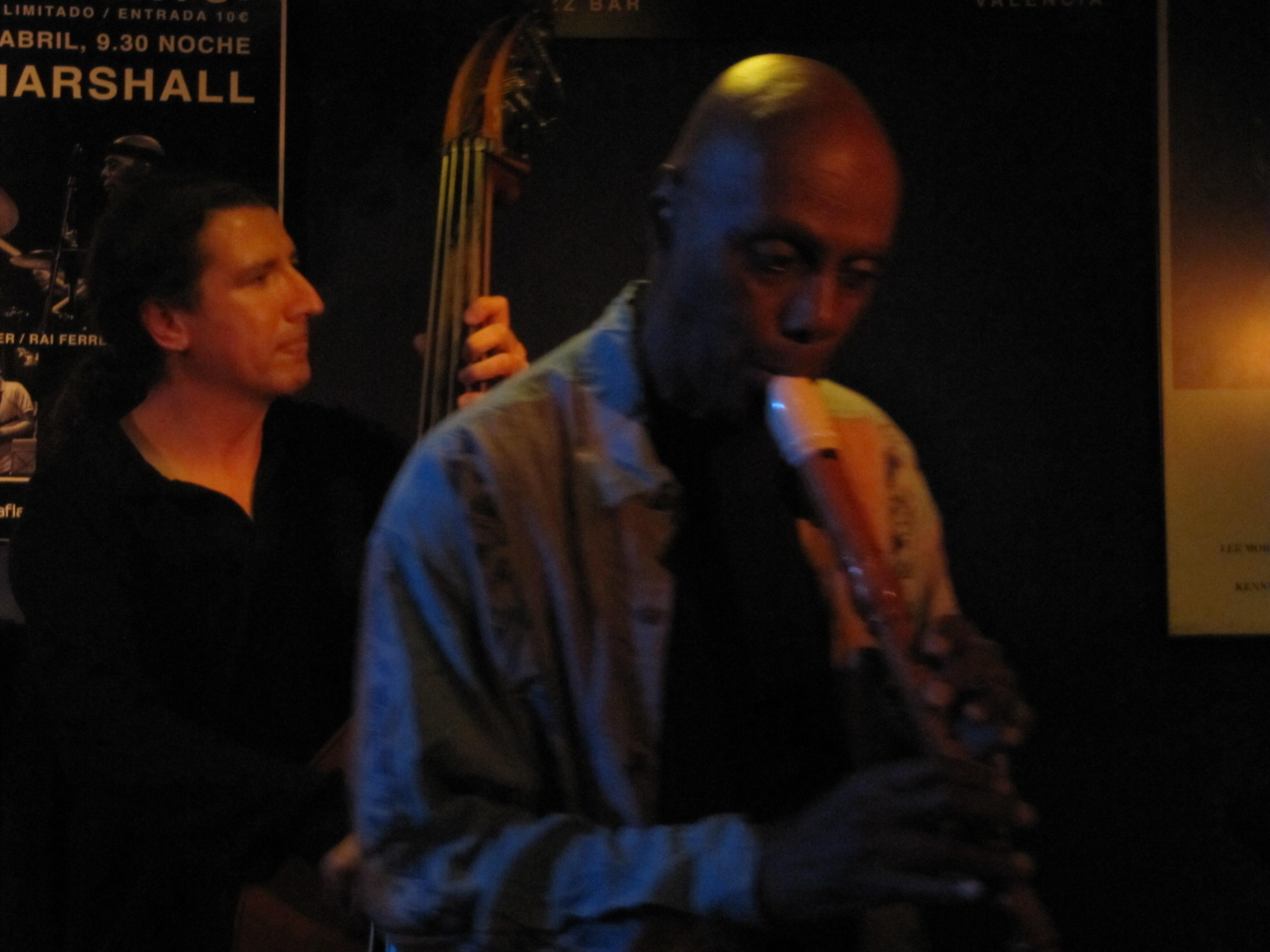 Eddie Marshall Playing Alto Recorder