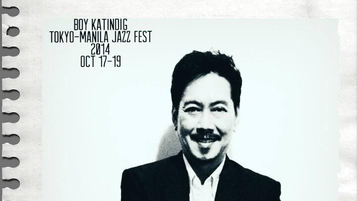 Tokyo Manila Festival 2014