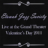 Album EJS Big Band  ALL ABOUT LOVE (live) CD at the Grand Theater by Saunders Jones, Jr