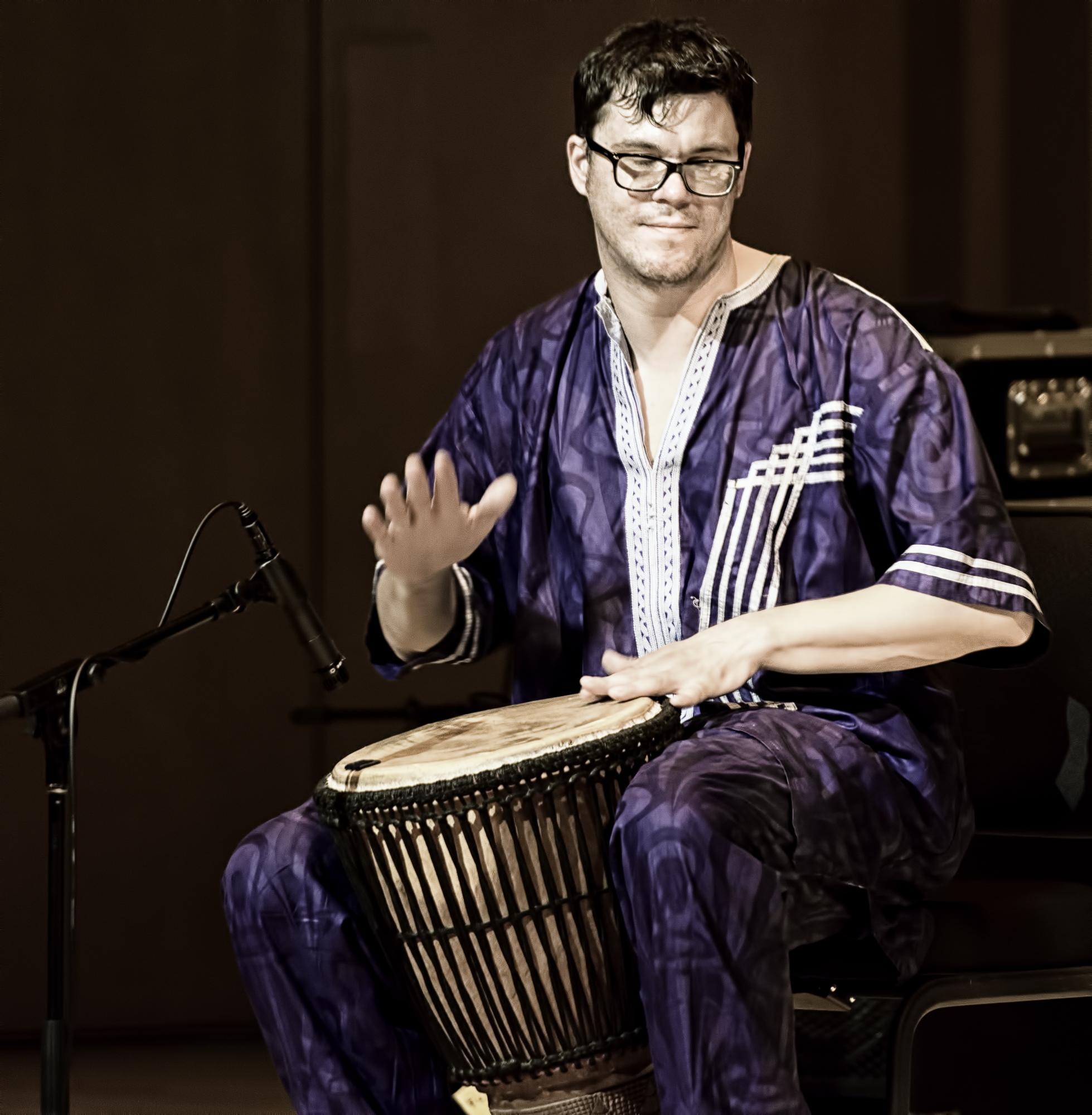Corey Wilhelm with Bombino At The Musical Instrument Museum (MIM) In Phoenix