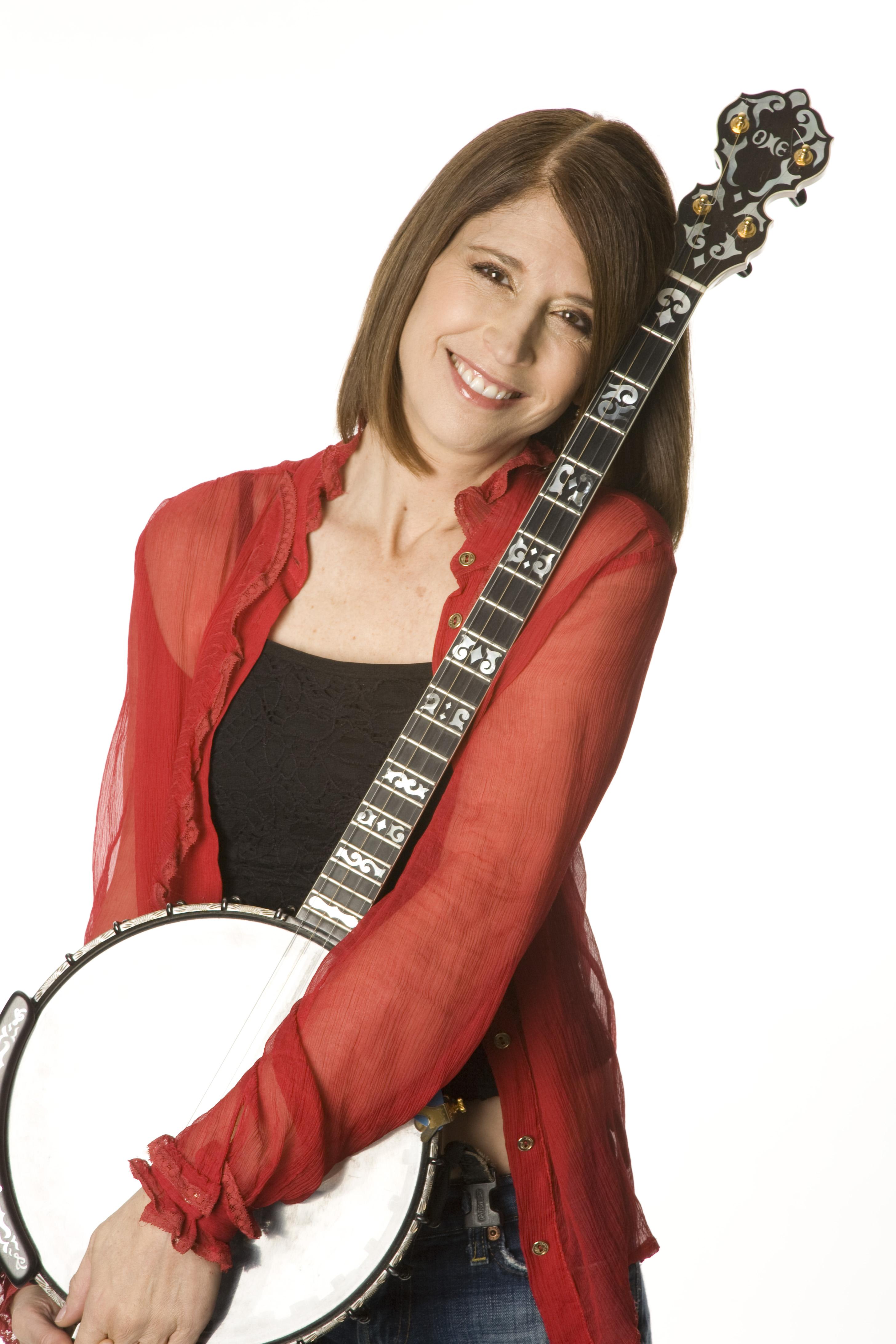 Jazz banjoist cynthia sayer