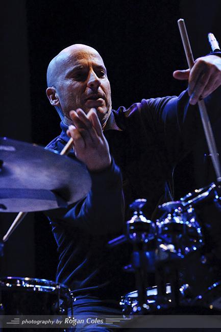 Joey Baron / 2007 Montreal International Jazz Festival