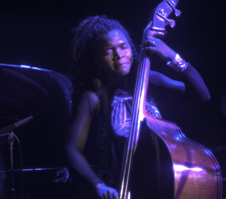 Mimi Jones with Tia Fuller