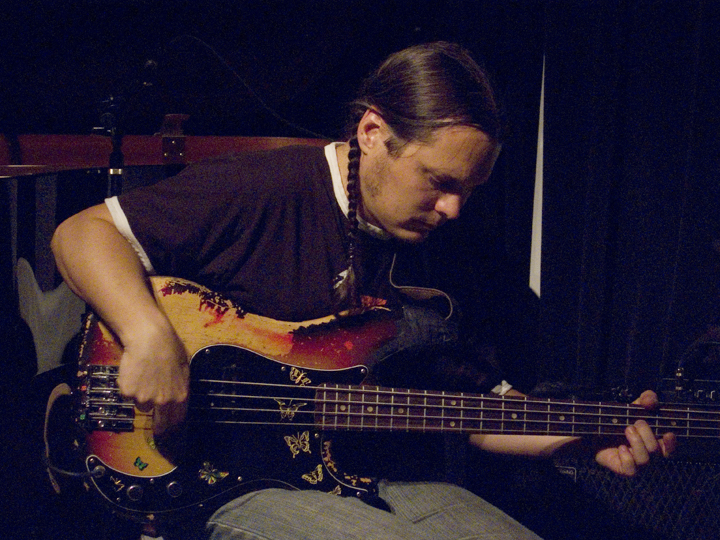 Trevor Dunn - The Stone 2007