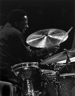 Brian Blade at the Monterey Jazz Festival 1998