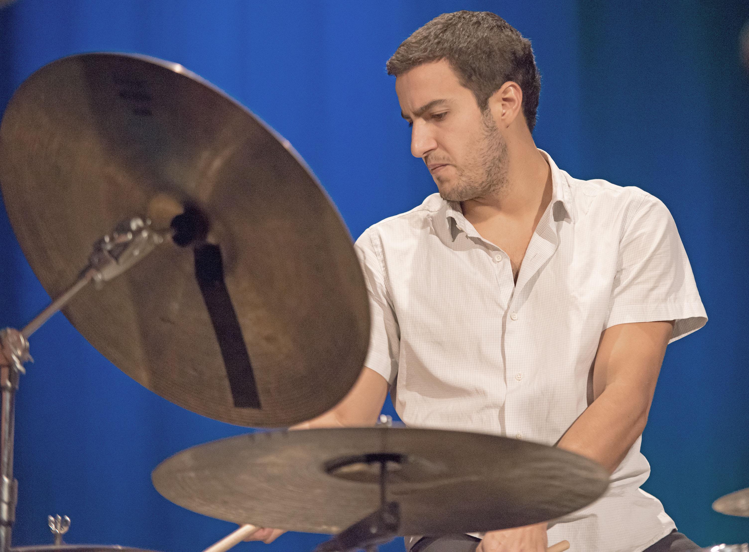 Piotr damasiewicz imprographic @ jazztopad 2013