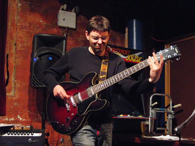 Hilmar Jensson with Tyft - Tea Lounge 2006