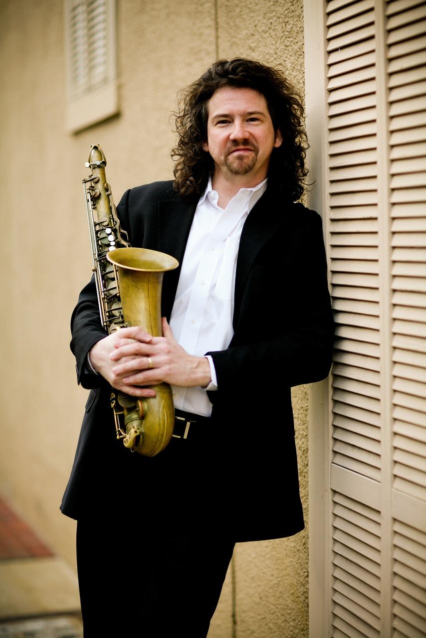 Saxophonist and jazz educator jeff antoniuk