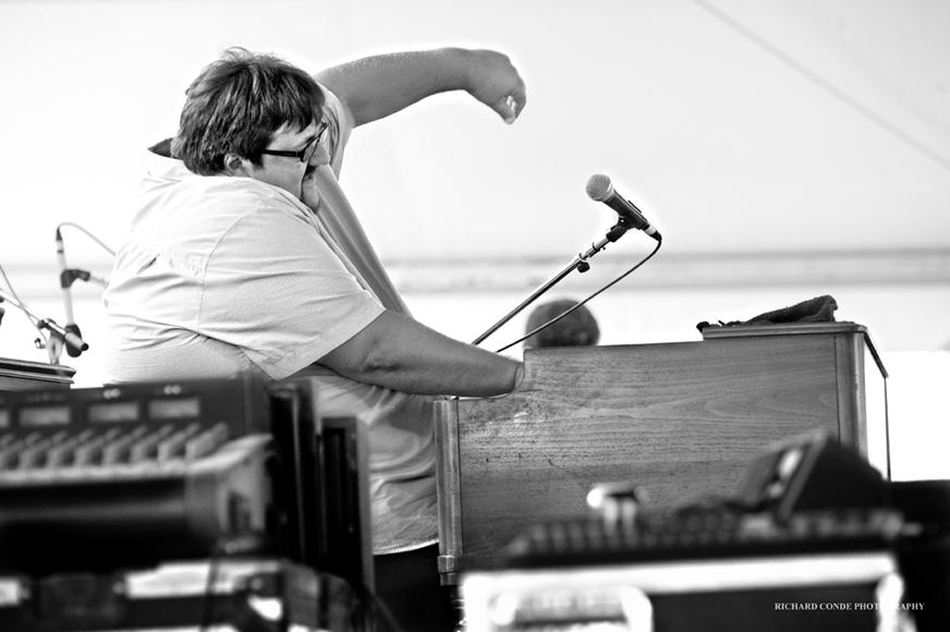 Joey Defrancesco / Newport Jazz Festival 2011