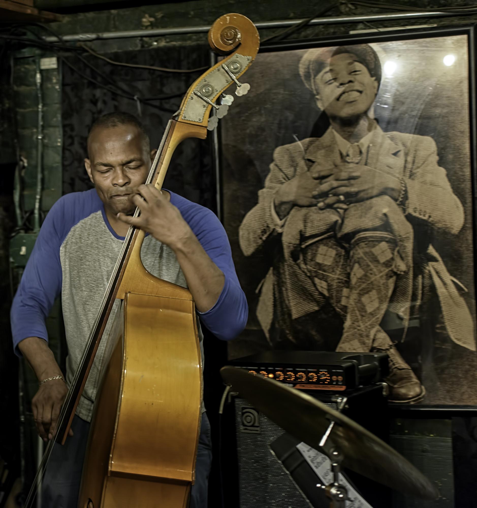 Tyler Mitchell with Eric Wyatt Quartet at Smalls Jazz Club