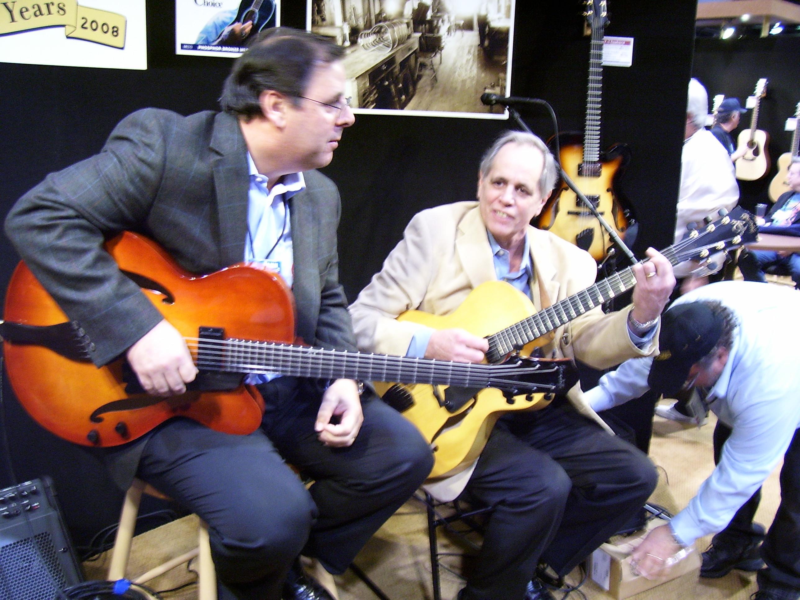 Howard Paul and Joe Beck