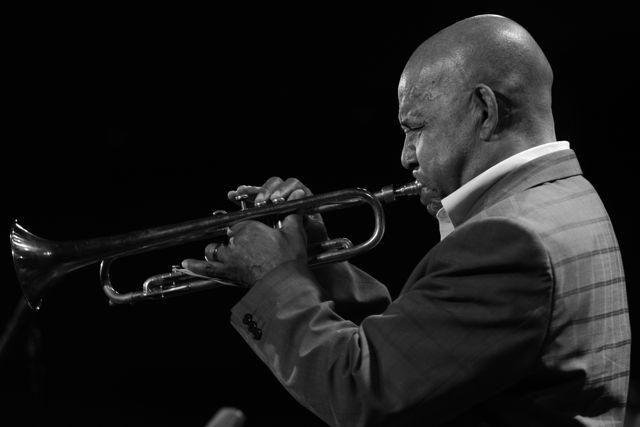 dr Eddie Henderson W/azar Lawrence Quintet