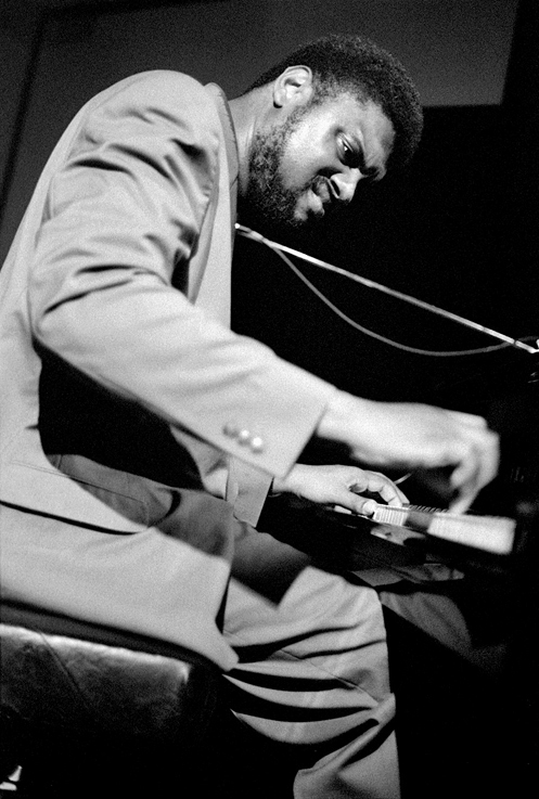 Mulgrew Miller. Club de Jazz Be-Bop, San Sebastin, (Spain), 1992