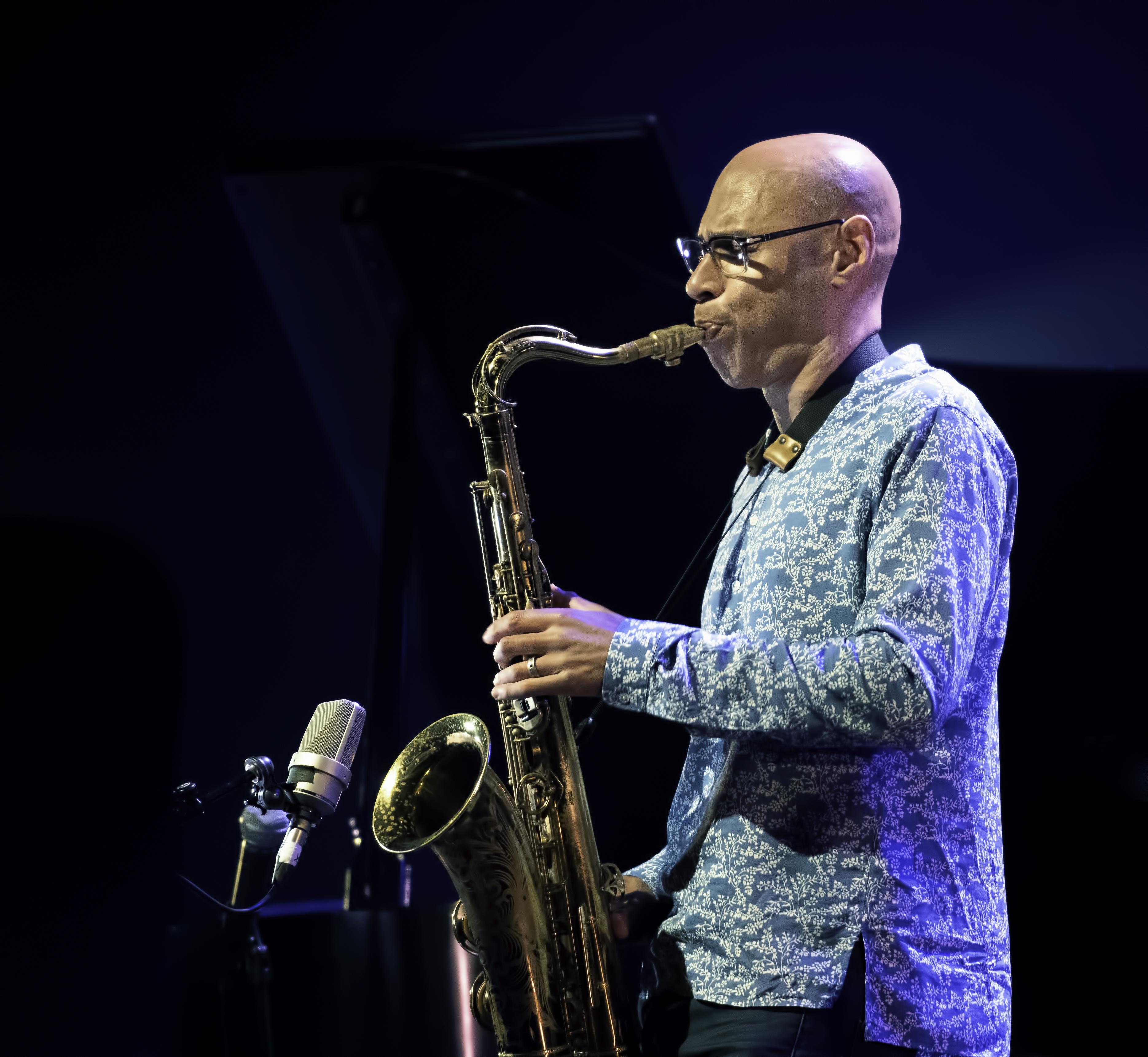 Joshua Redman with Quartet At The Montreal International Jazz Festival 2019