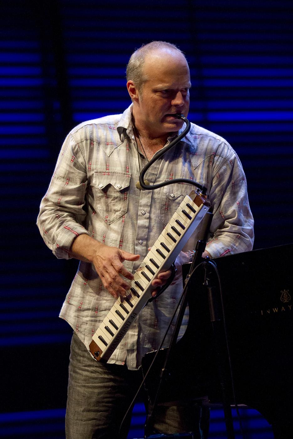 John Medeski (Medeski, Martin & Wood - Unplugged in Amsterdam)